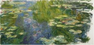 Le Bassin aux Nympheas - Claude Monet (1917-19)