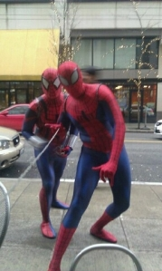 Spiderman - Seeing Double