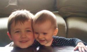Noah & Lexi - Mother's Day 2013