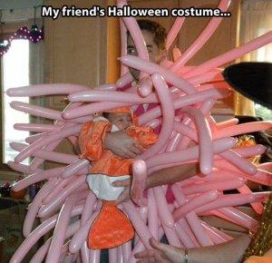anemone costume